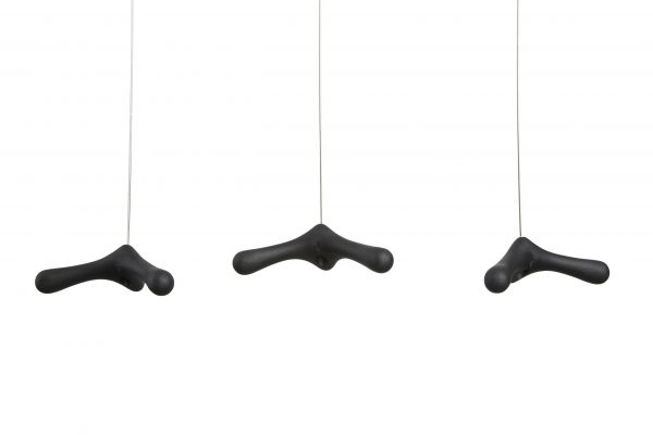 Flying Hooks Kapstok Design Bos en Couvée