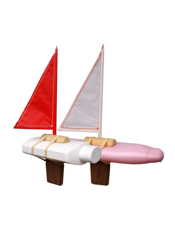 Bottle Boat Design Floris Hovers voor Goods