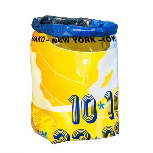 Paperbag Prullenbak Design Jos van der Meulen voor Goods