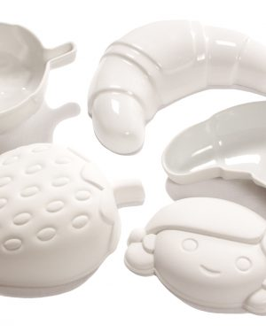 Happy Porcelain Design Tina Roeder voor Goods