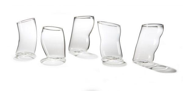 Lazy Love Glazen Design Maria Blaisse voor Goods